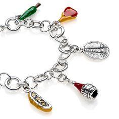 Sterling Silver Luxury Bracelet - Toscana - 249 Euro Free worldwide shipping over 99 Euro