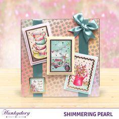 Shimmering Pearl - Hunkydory | Hunkydory Crafts
