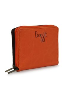 W Creator Bindas Orange - A dual toned orange wallet by Baggit. http://www.baggit.com/