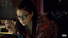 Clone Guide: Who's Who | Photo Galleries | Orphan Black | BBC America Tatiana Maslany  as Cosima Niehaus
