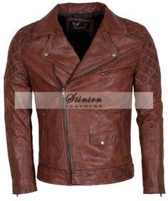 Designer  Men Women Celebrity Biker leather jacket Sale http://www.stinsonleathers.com/