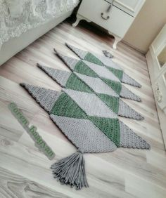 Crochet Carpet, Crochet Kitchen, Loom Knitting, Crafty, Rugs, Creative, Blog, Home Decor, Oval Rugs