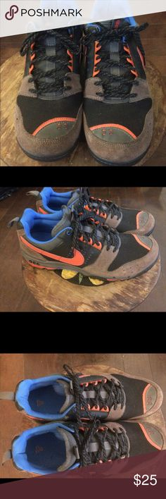 Nike ACG Sneakers Multi color ACG Sneakers ,in good condition ,no scratches ..very comfortable walking or training Sneaker Nike Shoes Sneakers