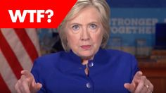 Crazy Hillary Goes Off The Rails And Shouts During Labor Union Speech (R...