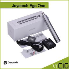 2015 New Original Joyetech Ego One Kit 2.5ml Available Atomizer  1100mah 2200mah Battery with 510 thread First Joyetech product of 2015	The ONE device for everyone	Cloud vapor (vapor as large as RBA)	High-magnification battery, also compatiable with Sub Ohm Atomizers	Excellent Adjustable Airflow	Passthr  #Vape http://www.vaporgasme.com/produk/2015-new-original-joyetech-ego-one-kit-2-5ml-available-atomizer-2200mah-battery-with-510-thread/