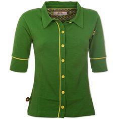Workin' Woman Blues, blouse (15S2399) | 4funkyflavours babykleding en kinderkleding shop