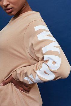 Ivy Park Long Sleeve Top