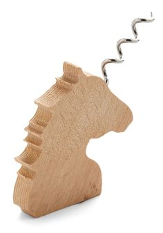 Come One, Come Awe Corkscrew | A unicorn corkscrewer