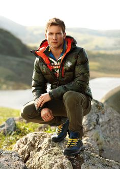 """""""I have always been drawn to the beauty of things designed to function. Mixing technical pieces with more traditional prints and patterns creates not only a quality experience, but a look that is unique, and for me, very exciting."""" –Ralph Lauren"""
