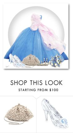 """""""Untitled #1977"""" by m-aigul712 ❤ liked on Polyvore featuring Christian Dior Haute Couture, Santi and Swarovski"""