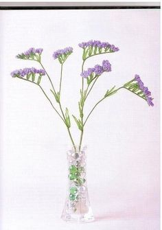 Одноклассники French Beaded Flowers Purple Seed Bead Flowers, French Beaded Flowers, Wire Flowers, Seed Beads, Wire Trees, Angel Wing Earrings, Beaded Crafts, Native American Beading, Beaded Animals