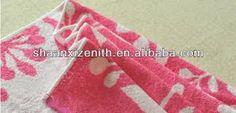 toallas color rosa para baño