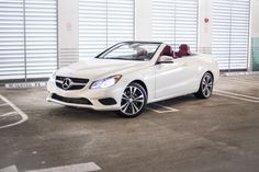 Mercedes E400 Cabriolet 328Hp/ pic by @george_varela