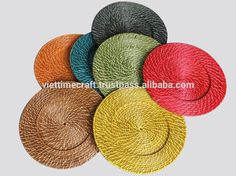 Amazing Woven Rattan Charger Plates With Colors/ Rattan Charger Plates , Find Complete Details about Amazing Woven Rattan Charger Plates With Colors/ Rattan Charger Plates,Woven Charger Plates,Round Rattan Charger Plates With Colors,Rattan Charger Plates from -INDOCHINA CREATIVE INVESTMENT AND DEVELOPMENT JOINT STOCK COMPANY Supplier or Manufacturer on Alibaba.com