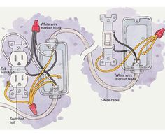 how to wire Multiple Outlet In Parallel electrical Wiring