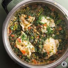 Greek Recipes, Fish Recipes, Dukan Diet, Fish And Seafood, Palak Paneer, Better Life, Family Meals, Deserts, Meat
