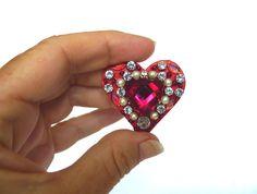 Geschenke für Frauen - Dekoration Herz - ein Designerstück von LonasART bei DaWanda