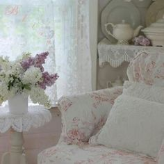 Soft, beautiful and inviting...