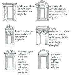 American Traditional, Facade, Floor Plans, Exterior, House, Home, Facades, Outdoor Rooms, Homes