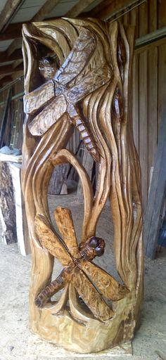 Dragonflies: Rick Pratt's Art