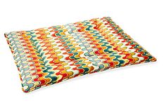 Reversible Crate Pad, Desert/Blue on OneKingsLane.com