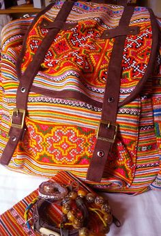 boho bag Gypsy Style, Bohemian Style, My Style, Top Backpacks, Boho Bags, Crafts For Girls, Hippie Gypsy, Beautiful Bags, So Little Time