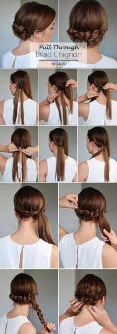 Super easy Braid Chi