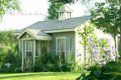 Aiken House & Gardens: One Cottage~Many Looks