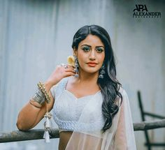 surbhi chandna at DuckDuckGo Sexy Blouse, Blouse And Skirt, Anika Ishqbaaz, Indian Reception Outfit, Nakul Mehta, Surbhi Chandna, Mehndi Dress, Indian Wedding Jewelry, Indian Jewelry
