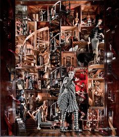 """Noël Bergdorf Goodman """"A compendium of curiosities"""" Click www.pinterest.com/instorevoyage to find thousands of in-store marketing and visual merchandising pins"""