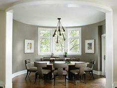 30 Pendelleuchten fürs Esszimmer, welche einen doppelten Zweck als Skulptur und moderne Kunst haben - Pendelleuchten fürs Esszimmer esstisch mit stühlen