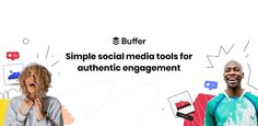 Simpler social media tools for authentic engagement Social Marketing, Online Work, Social Media, Engagement, Tools, Geo, Ui Design, Blogging, Friends