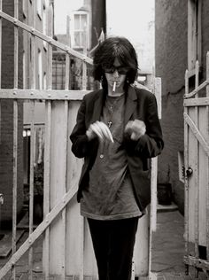 See Patti Smith in All Her '60s and '70s Era Glory in Rare Photographs by Her College Friend Photos | W Magazine