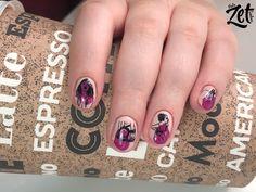 Маникюр в Ногинске Zet-Lashes-Nails Print Tattoos, Nails, Ongles