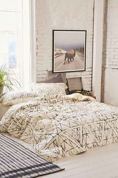 Holli Zollinger For DENY Rustic Diamond Pillowcase Set - Urban Outfitters