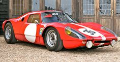 The ex-Scuderia Filipinetti Herbert Müller 1964 Porsche 904 GTS Chassis 904-079