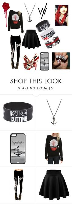 """""""sws"""" by emo-angel-kitty ❤ liked on Polyvore"""