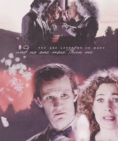 The Doctor + River Song