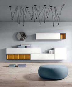 Con unos acabados que se adaptan a tu hogar, este aparador moderno de la nueva colección de Absolut composition, destaca por su originalidad. Sus acabados en madera lacada da un estilo totalmente personalizable.