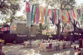 Our Venue!  Orlando Wedding at The Summerlin House at Thornton Park by Eleven Eleven Photography | Style Me Pretty