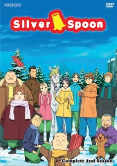 Silver Spoon  Sev Rate: 6/10 Mundane comfort anime to get things off of your mind but not addicting enough to clamp down productivity