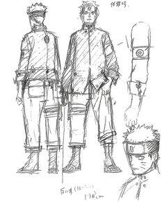 """The Movie NARUTO- Naruto - """"THE LAST"""" SECRET- autograph Original -"""