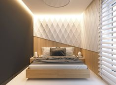 Small Bedroom Interior, Interior Work, Bedroom Furniture Design, Modern Bedroom Design, Master Bedroom Design, Living Room Interior, Interior Designing, Interior Ideas, Bedroom Sets