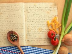 Annemin Yemeklerinin Sırrı, Bir Kitapta Saklı #surpriz #annelergunu