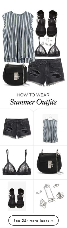 """""""Outfit for summer day out"""" by ferned on Polyvore"""