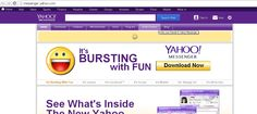 About Yahoo Messenger - www.yahoo.com Login Sign in