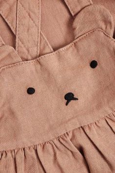 Kopen Cinnamon Bear Face Pinafore (3 mnd-6 jr) from Next Netherlands via @deuxpardeuxKIDS