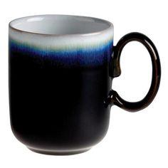 Denby Jet/Imperial Double Dip Mug