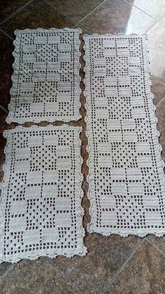 this pin was discovered by Crochet Table Runner Pattern, Crochet Lace Edging, Crochet Tablecloth, Newborn Crochet Patterns, Crochet Doily Patterns, Crochet Doilies, Crochet Home, Free Crochet, Beginner Crochet Tutorial