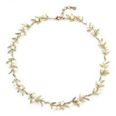 Sawgrass Contour Necklace by Michael Michaud